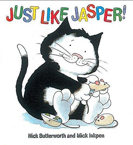 9780340737200: Just Like Jasper