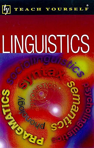 9780340737330: Linguistics (Teach Yourself Educational)
