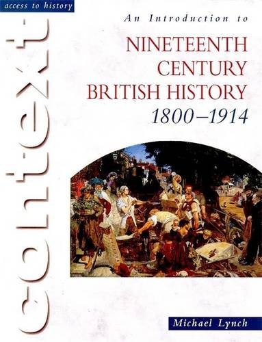 9780340737453: Introduction to Nineteenth Century British History 1800-1914 (Access to History)