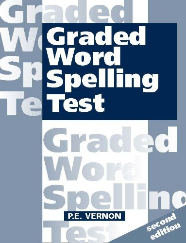 9780340737781: Graded Word Spelling Test