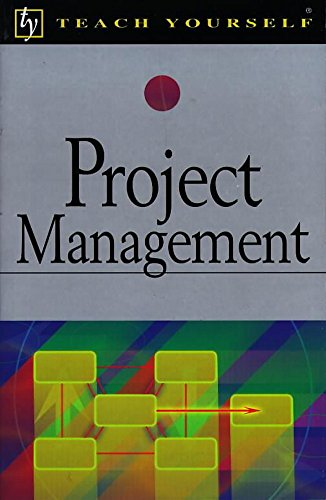 9780340738146: Project Management (Teach Yourself)