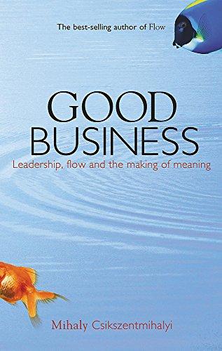 9780340739730: Good Business