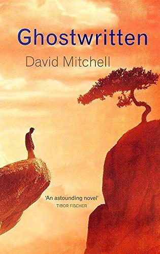 Ghostwritten-SIGNED FIRST PRINTING: Mitchell, David