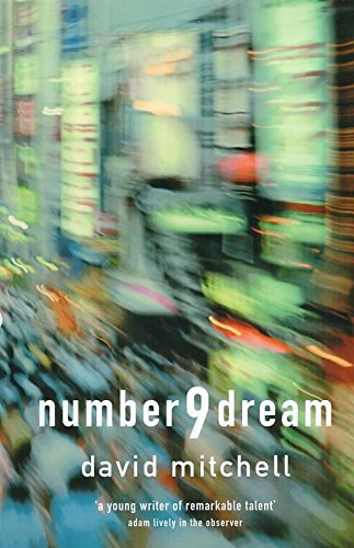 number9dream-SIGNED FIRST PRINTING: Mitchell, David
