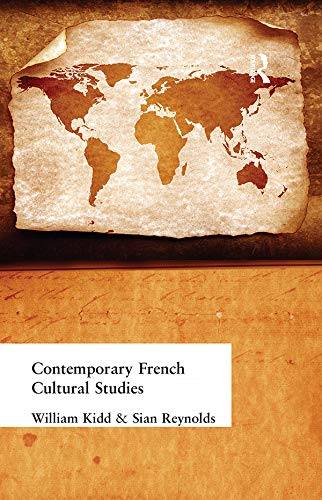 9780340740507: Contemporary French Cultural Studies (Hodder Arnold Publication)