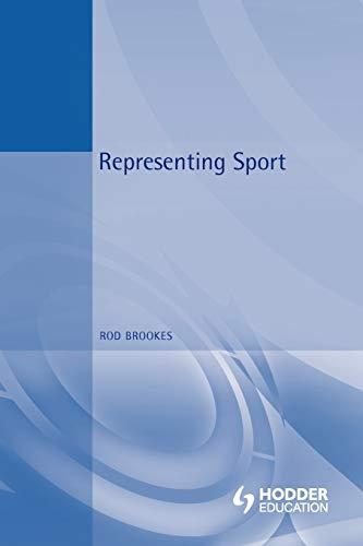 9780340740521: Representing Sport