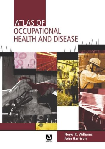 9780340740699: Atlas of Occupational Health and Disease (Arnold Publication)