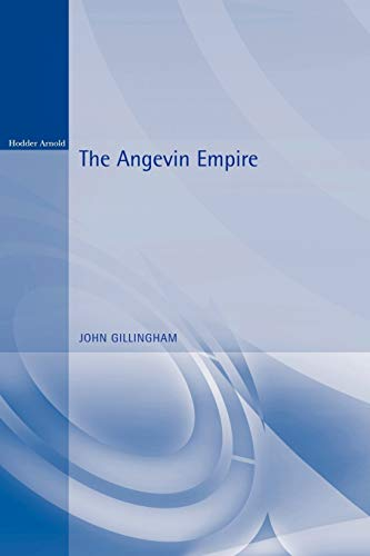 9780340741153: The Angevin Empire