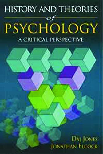 9780340741177: History and Theories of Psychology: A Critical Perspective
