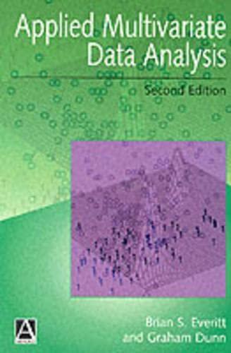 9780340741221: Applied Multivariate Data Analysis