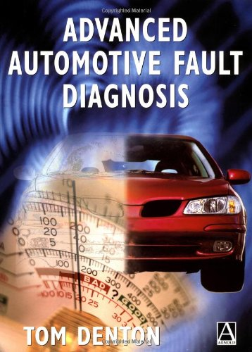 9780340741238: Advanced Automotive Diagnosis