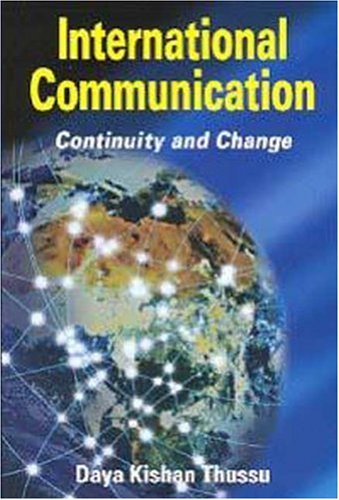 9780340741313: International Communication: Continuity and Change (Hodder Arnold Publication)