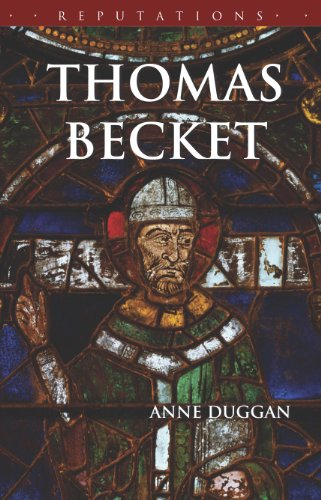 9780340741375: Thomas Becket (Reputations)