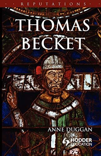 9780340741382: Thomas Becket (Reputations)