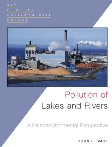 9780340741467: Pollution of Lakes and Rivers