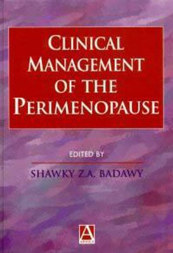 Clinical Management of the Perimenopause: CRC Press