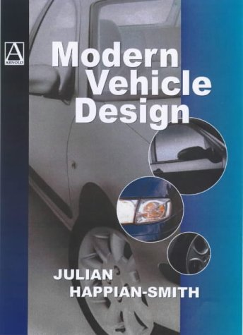 9780340741634: An Introduction to Modern Vehicle Design