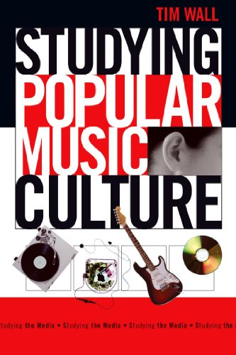 9780340741801: Studying Popular Music Culture (Studying the Media)