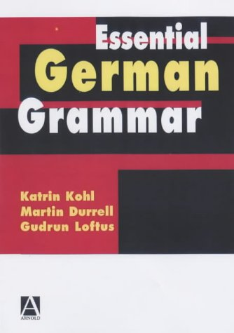 9780340741887: Essential German Grammar