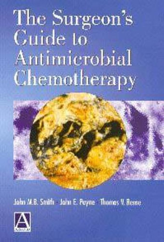9780340741962: The Surgeon's Guide to Antimicrobial Chemotherapy