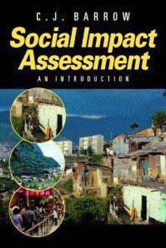 9780340742181: Social Impact Assessment