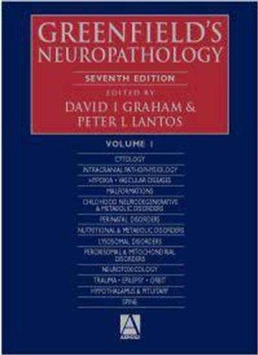 9780340742310: Greenfield's Neuropathology, 7Ed