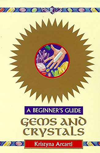 9780340742433: Gems and Crystals for Beginners (Headway Guides for Beginners)