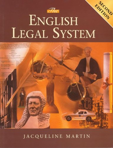 9780340742747: The English Legal System