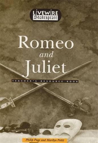 9780340743003: Shakespeare Graphics: Romeo & Juliet Teacher's Resource Book (SG)