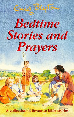 9780340744222: Enid Blyton Bible Stories