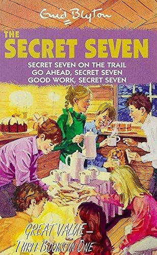 9780340744291: The Secret Seven: Books 4-6