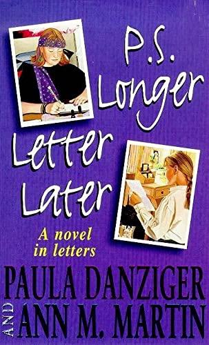 9780340744314: P.s. Longer Letter Later