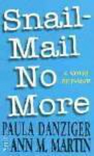 9780340744321: Snail-mail No More