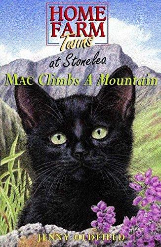 9780340746868: Home Farm Twins at Stonelea: Mac Climbs a Mountain Bk. 3