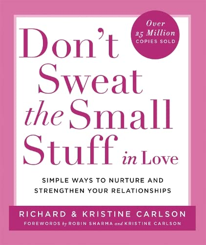 9780340748749: Don't Sweat the Small Stuff in Love