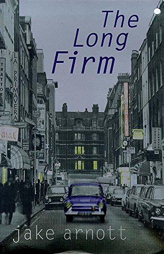 The Long Firm *Signed 1st UK*: Arnott, Jake