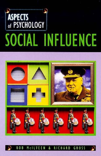 9780340749005: Social Influence (Aspects of Psychology)