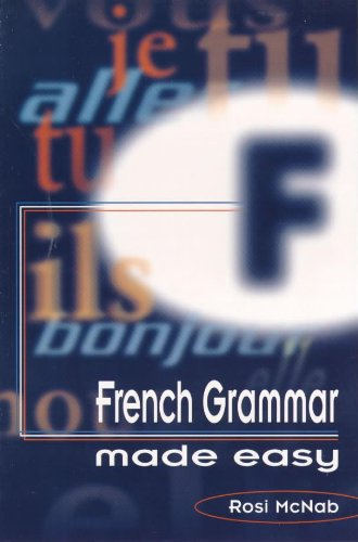 9780340749265: French Grammar Made Easy (French Edition)