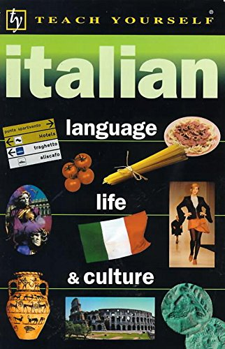 9780340749289: Italian Language, Life and Culture (Teach Yourself)
