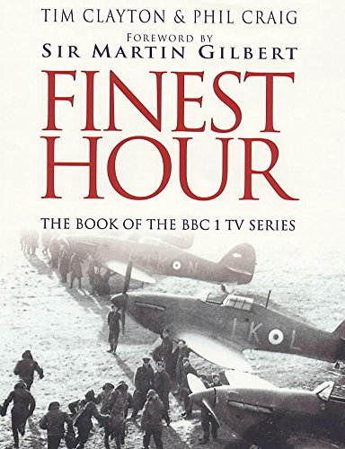 9780340750414: Finest Hour