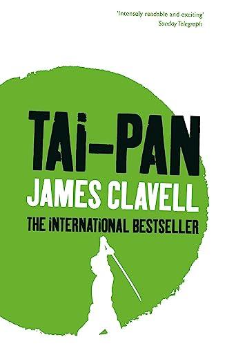 9780340750698: Tai-Pan: The Second Novel of the Asian Saga