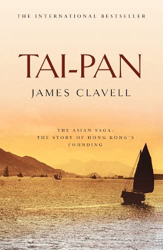9780340750698: Tai-Pan: The Second Novel of the Asian Saga