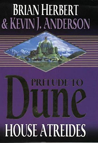 9780340751749: Prelude To Dune: House Atreides