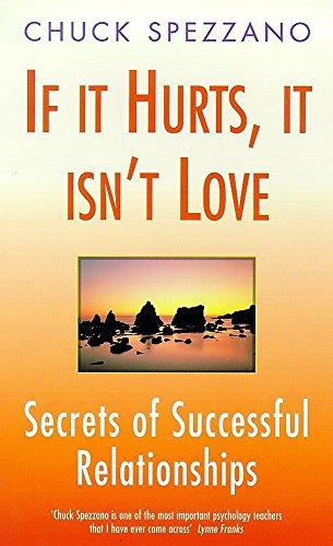 If it Hurts, it isn't Love: Spezzano, Chuck