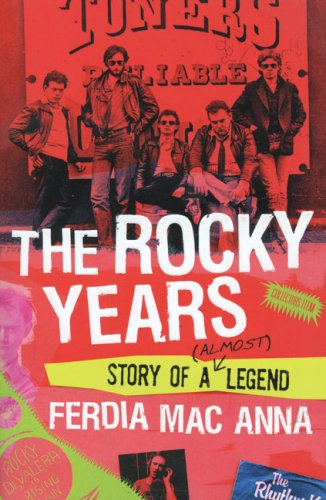 9780340752401: The Rocky Years: Story of a (Almost) Legend