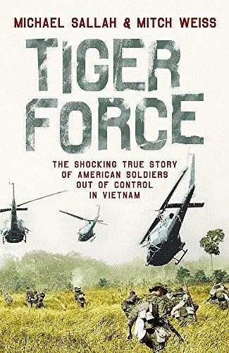 9780340752494: Tiger Force