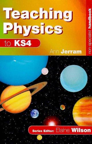 9780340753408: Non-Specialist Handbook: Teaching Physics to KS4