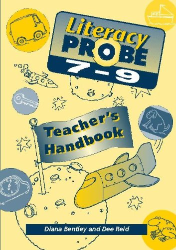 9780340753538: Literacy Probe, 7-9: Teacher's Handbook (Literacy Probe 7-9 Series)