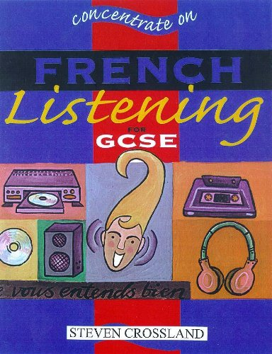 9780340753613: Concentrate On French Listening (Concentrate On MFL Skills at GCSE)