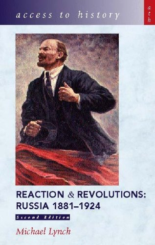 9780340753842: Reaction and Revolutions: Russia, 1881-1924 (Access to History)